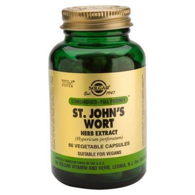 St John's Wort '175' Herb Extract Vegetable Capsules