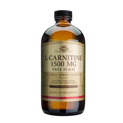 L-Carnitine 1500 mg Liquid