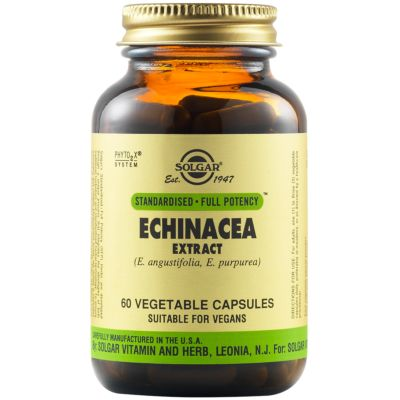 SFP Echinacea Extract Vegetable Capsules