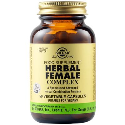 Herbal Female Complex Vegetable Capsules