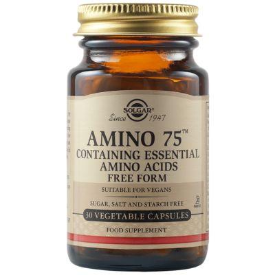 Amino 75 Essential Amino Acids Vegetable Capsules