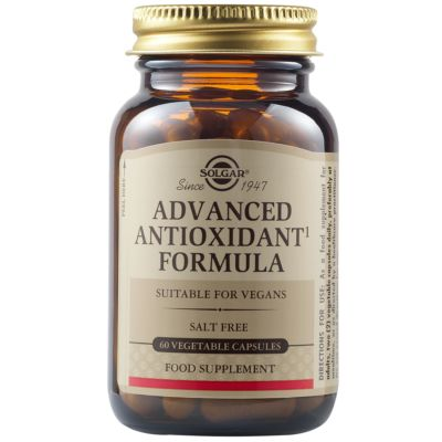 Advanced Antioxidant Formula Vegetable Capsules