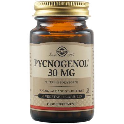 Pycnogenol 30 mg Vegetable Capsules