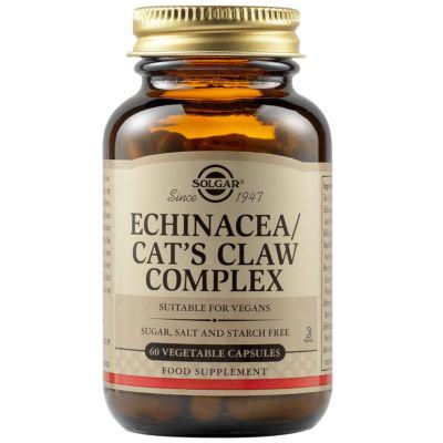 Echinacea/ Cat's Claw Complex Vegetable Capsules