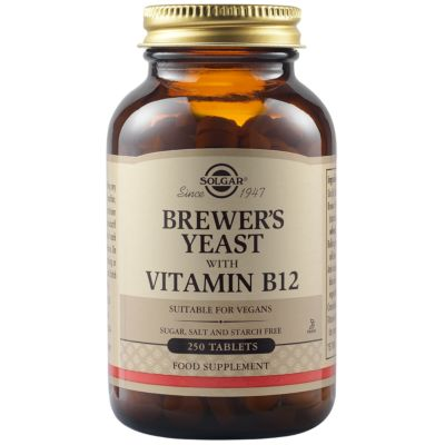Brewer's Yeast with Vitamin B12 Tablets